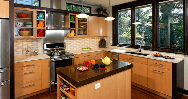 Susunatur Dapur Idea Dan Pilihan Apakah Susun Atur Yang Ideal