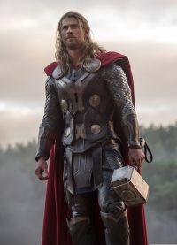 Chris Xemsvort, Thor