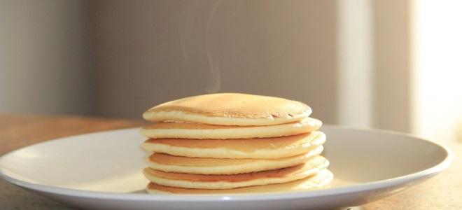 Pancake Pada Susu Resipi Mudah Tanpa Telur Dengan Pisang