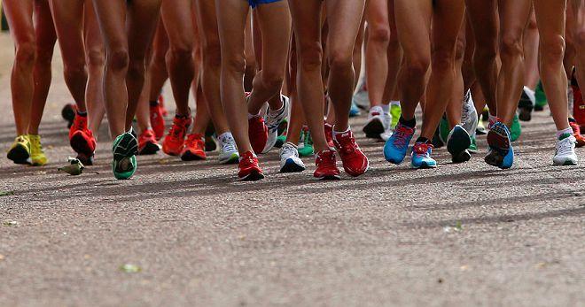 lenktynių vaikščiojimas dėl hipertenzijos)